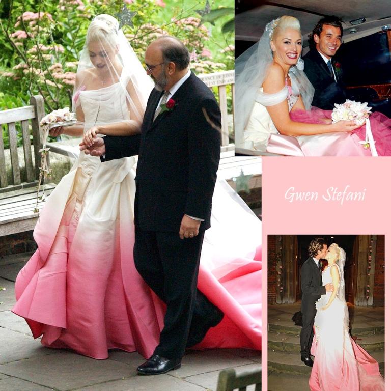 10 Best Celebrity Wedding Dresses : Top best celebrity wedding dresses