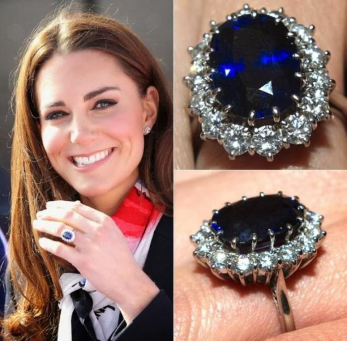 Ordinaire Kate Split1  Z Ring