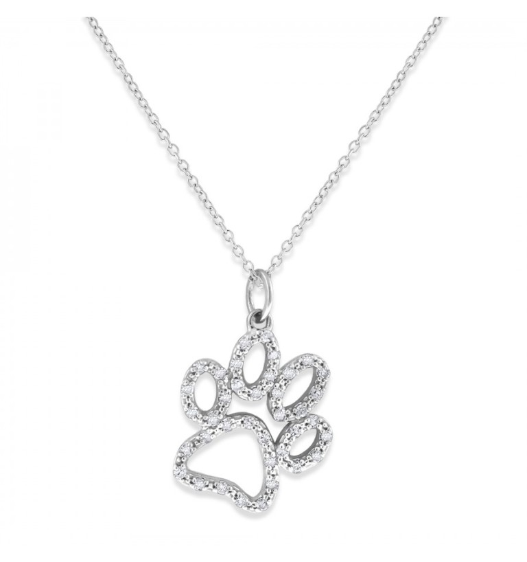 kc-designs-14k-white-gold-with-38-diamond-paw-necklace