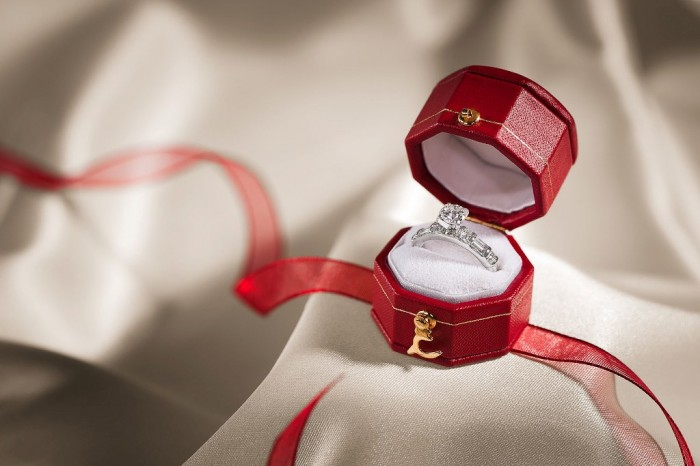Most Expensive Cartier Ring