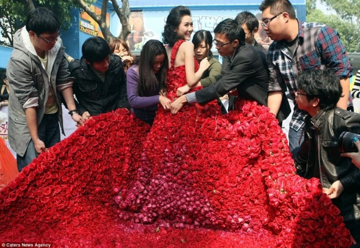 red-wedding-gown-made-of-roses