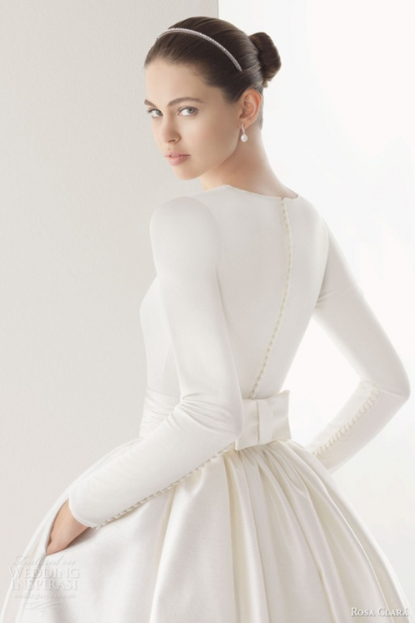 rosa-clara-2014-corcega-tulle-silk-organza-ball-gown-wedding-dress-long-sleeve-top-buttons