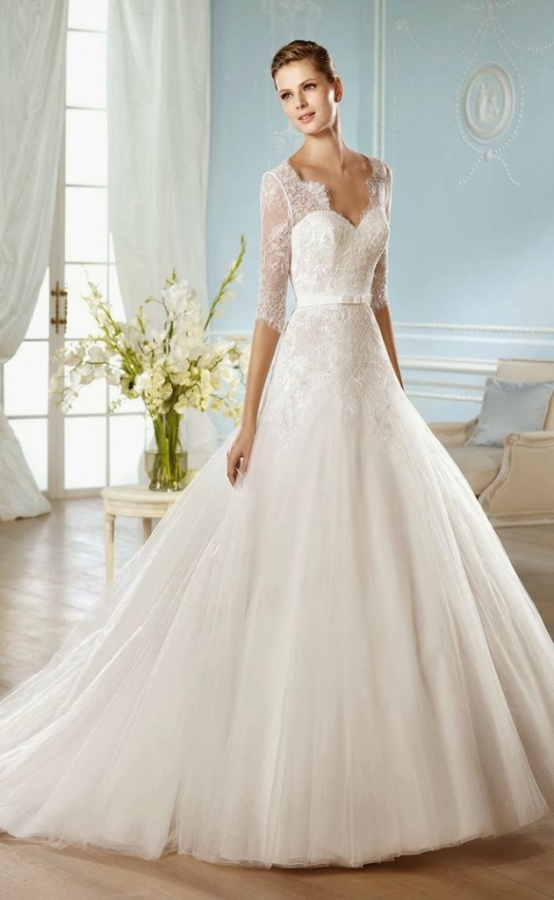 Photo of Top 10 Winter Wedding Dresses