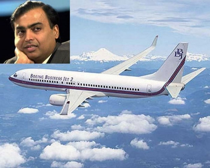 Boeing-Business-Jet-2-Owner-Mukesh-Ambani