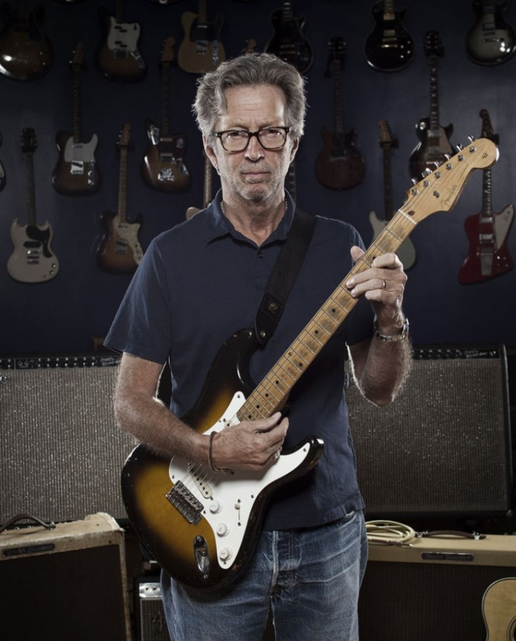 Brownie Stratocaster, Eric Clapton