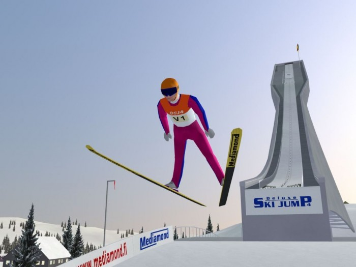 Deluxe Ski Jump 4 1