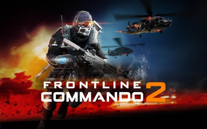 FRONTLINE COMMANDO 2 - screenshot.