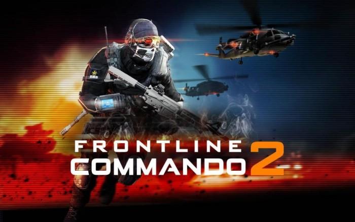 FRONTLINE COMMANDO 2 - screenshot.