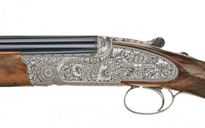 "Holland & Holland – 28-bore ""Royal Deluxe"" Over-and-Under Shotgun"