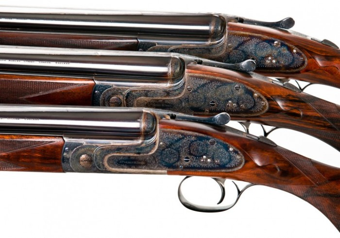 J Purdey & Sons – 20-bore Sidelock Ejector' Over-and-Under Shotgun