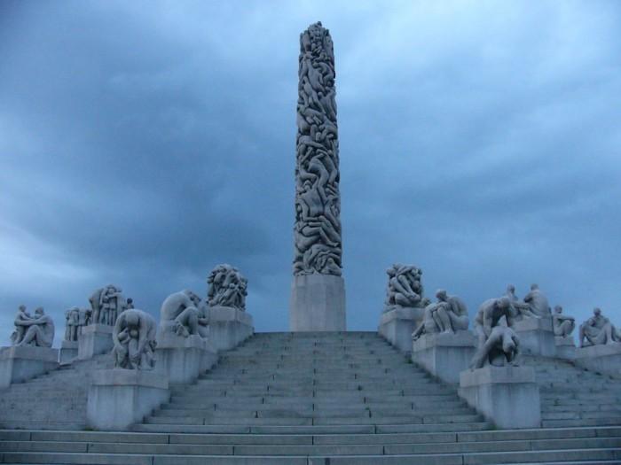 Monument, Oslo