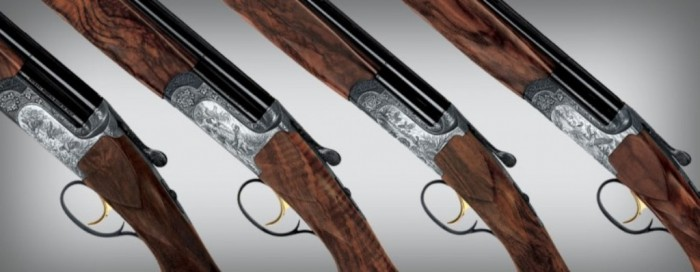 Perazzi – SCO Set of 4 Shotguns