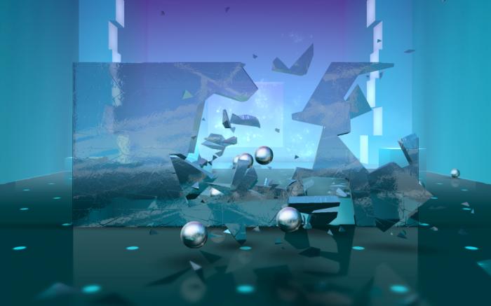 Smash Hit - screenshot