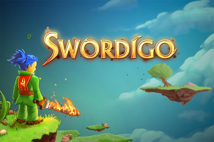 Swordigo - screenshot.