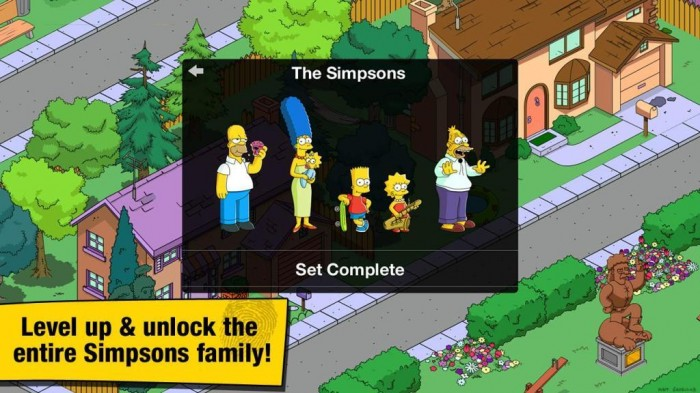 The Simpsons™ Tapped Out - screenshot