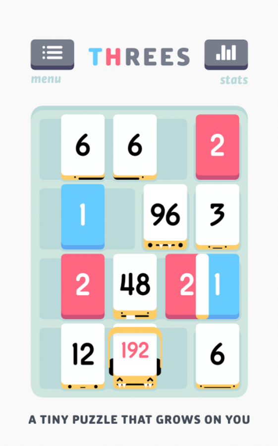 Threes! - screenshot1