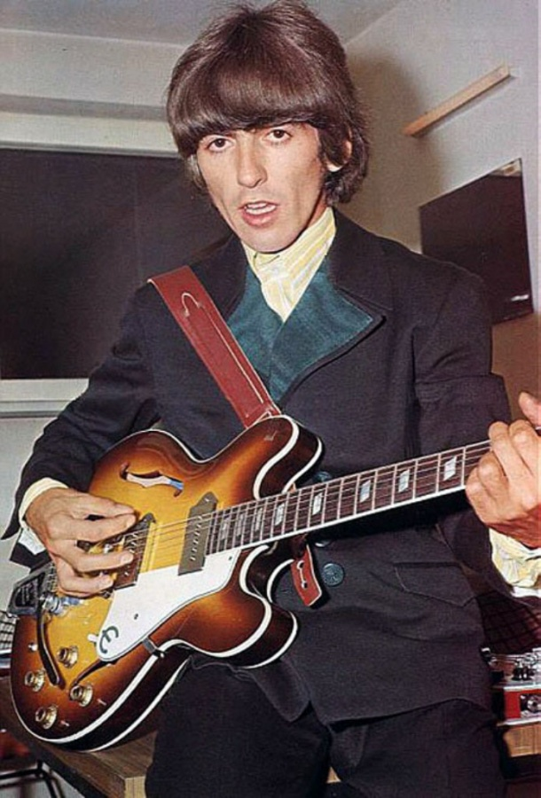 george epiphone casino 66