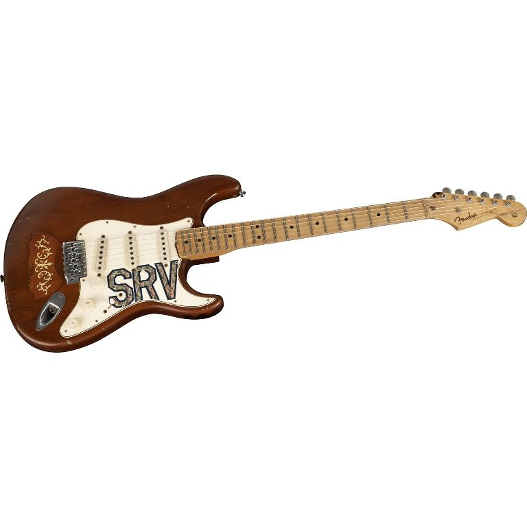 """Lenny"" - Stevie Ray Vaughan's 1965 Fender Composite Stratocaster"