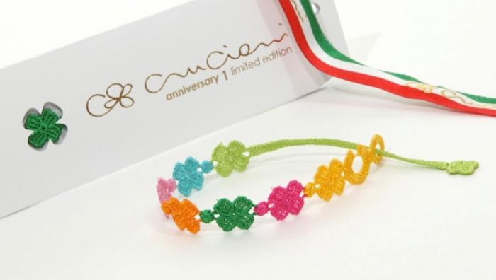1_Braccialetto_Quadrifoglio_Multicolor_Anniversary_11