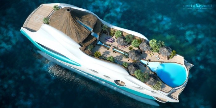 Most expensive yacht in the world 2014
