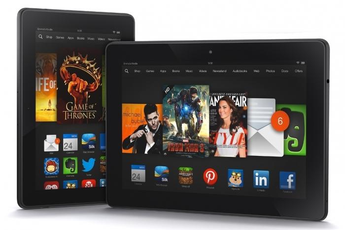 Amazon Kindle Fire HDX 7 HDX-family