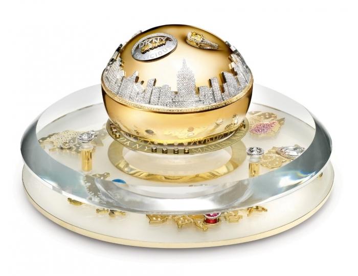 DKNY Golden Delicious Million Dollar Perfume