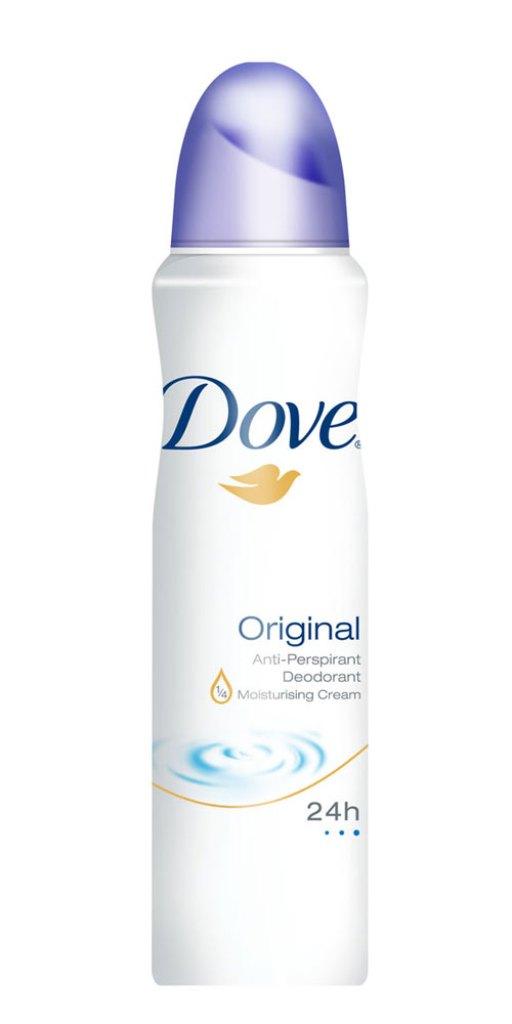 Dove Original 24hr Anti-Perspirant Deodorant