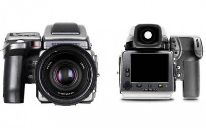 Hasselblad H4D-200MS Digital Camera.