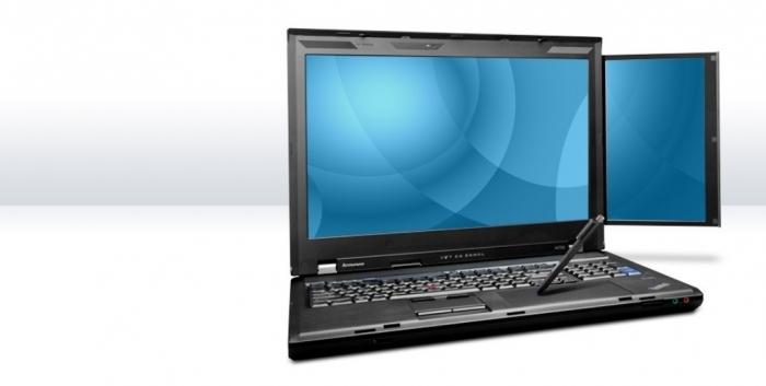 Lenovo ThinkPad W700DS .