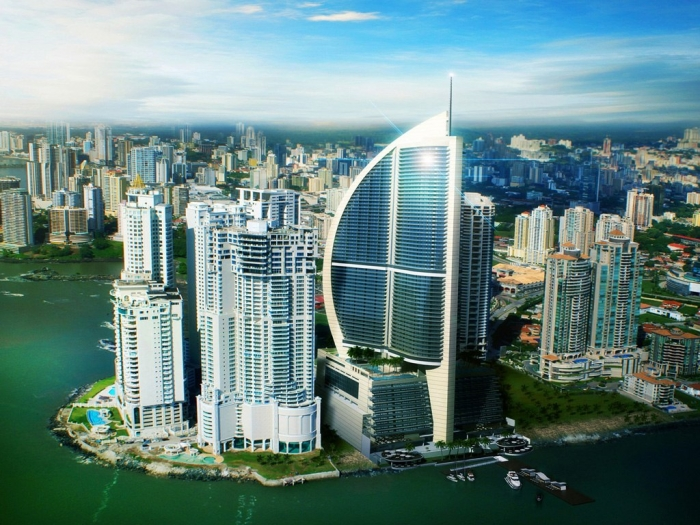 Panama City, Panama .trump-ocean-club-international-hotel-tower-panama-panama-city-panama-114181-1