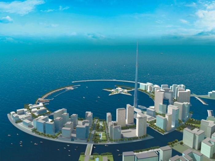 Port-Tower-Complex-Karachi-Pakistan