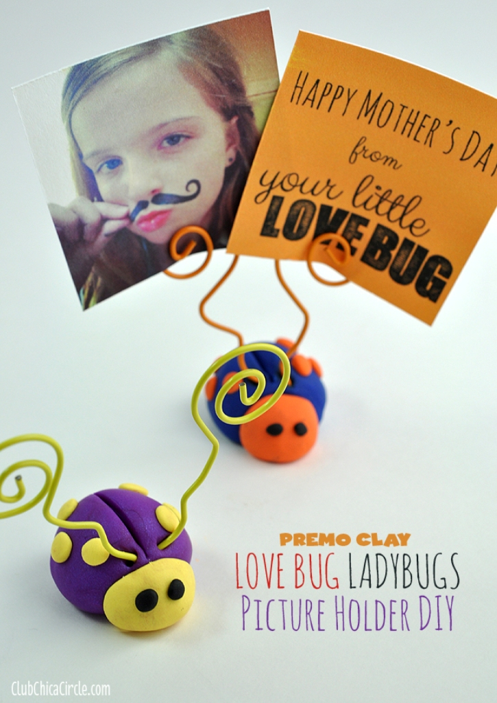 Premo-Clay-LOVE-BUG-ladybugs-Mothers-Day-craft-idea