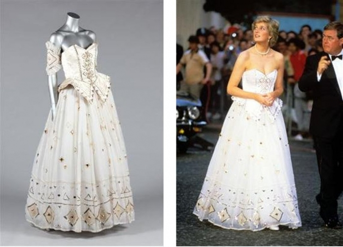Top 10 Most Expensive Dresses in The World , TopTeny Magazine