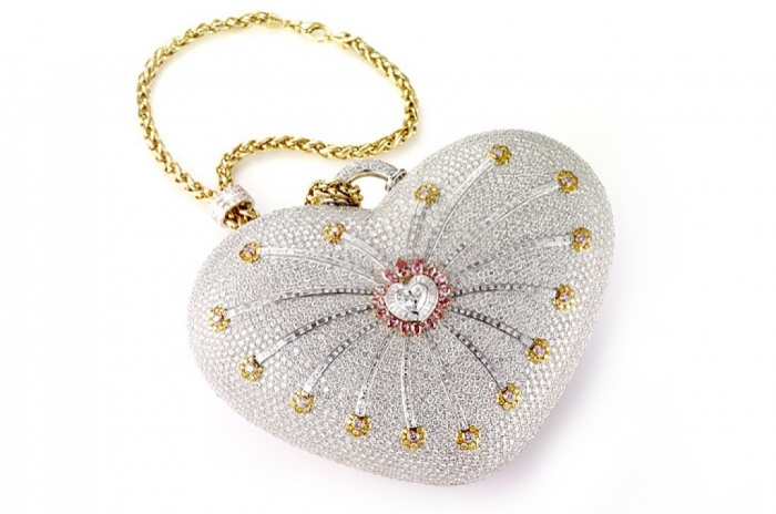 The Mouawad's 1001 Nights Diamond Purse