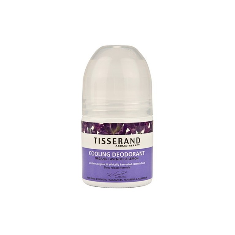 Tisserand Cooling Deodorant (lavender and lemon)