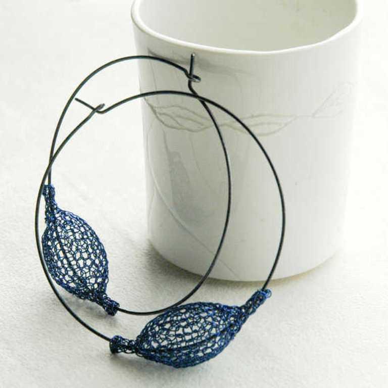 crochet-hoop-earrings