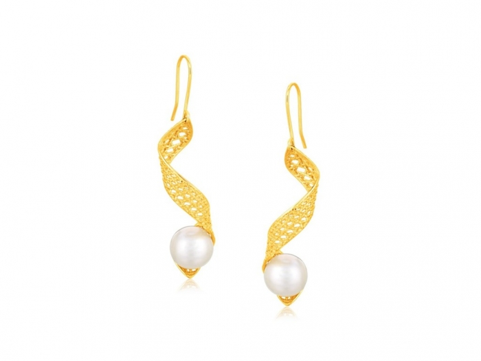 cultured-pearl-relaxed-spiral-crochet-earrings-in-yellow-gold-stainless-steel-mens-wedding-bands-pros-and-cons