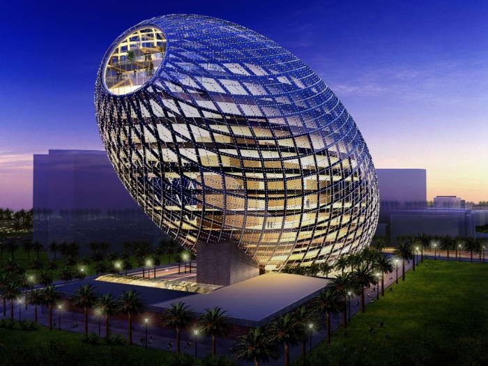 cybertecture Egg,Mumbai,India