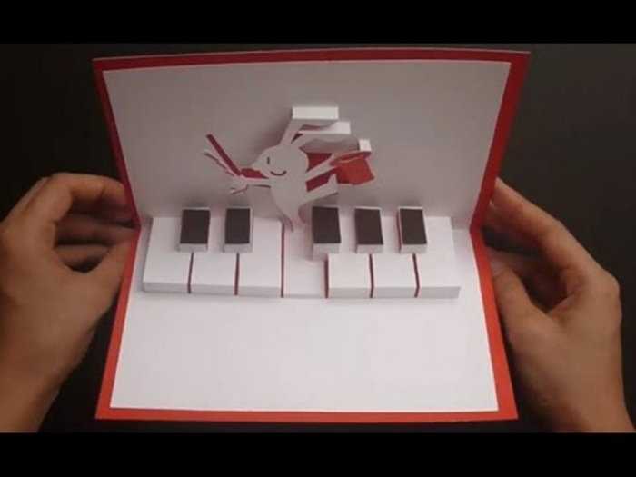 how-to-make-a-pop-up-easter-card-rabbit-playing-piano