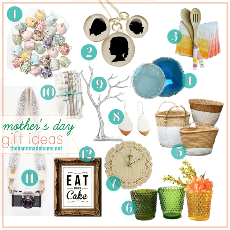 Top 10 Handmade Mother S Day Gift Ideas