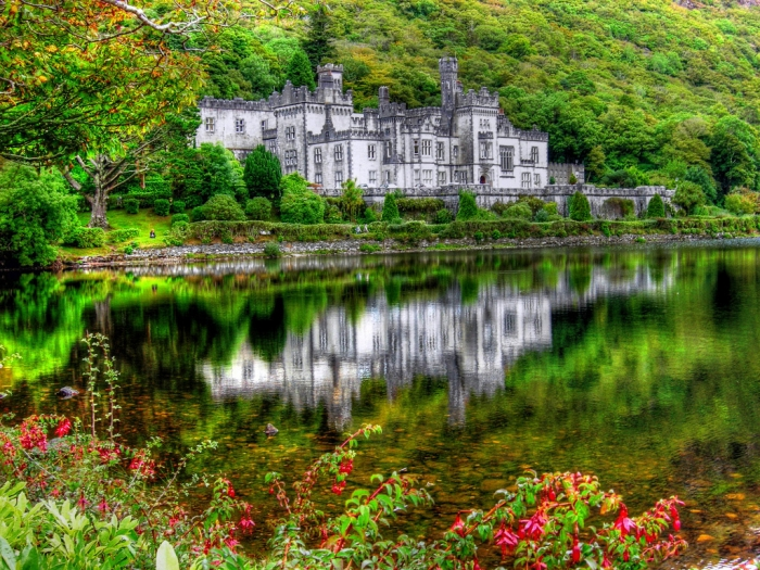 Ireland Kylemore-Abbey-Ireland