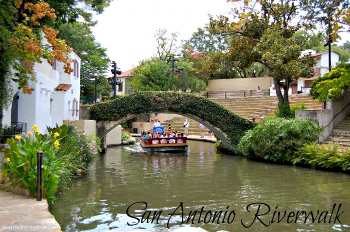 San Antonio Riverwalk 1