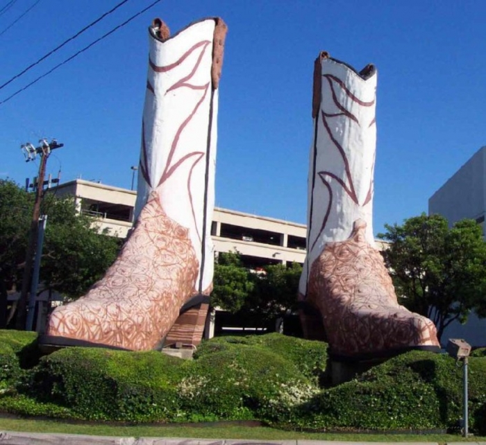 San Antonio, Texas boots-SA