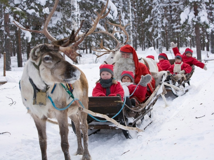 Santa-Claus-Village-Rovaniemi
