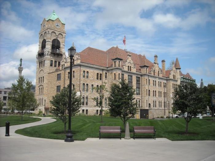 Scranton-Wilkes Barre, Pennsylvania  scranton-courthouse1