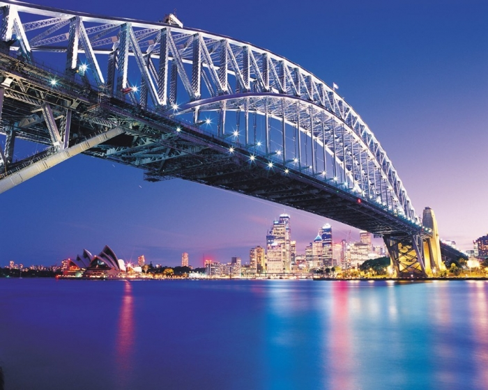 Sydney_Harbour_Bridge_Sydney_Australia