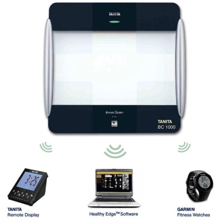 Tanita Body Comp Monitor BC-1000 .