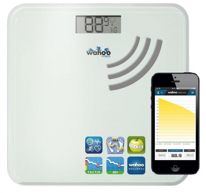 Wahoo Balance Smartphone .