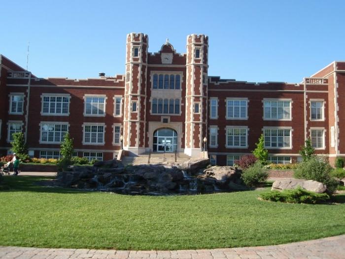Wesleyan University pioneerhall