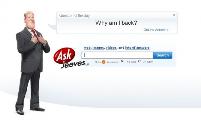 EXCLUSIVE ASK SEARCH ENGINE - YouTube